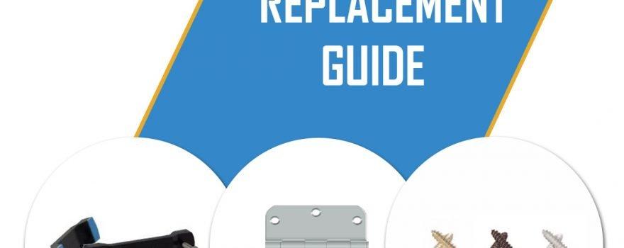 Standard Door Hinge Replacement Guide